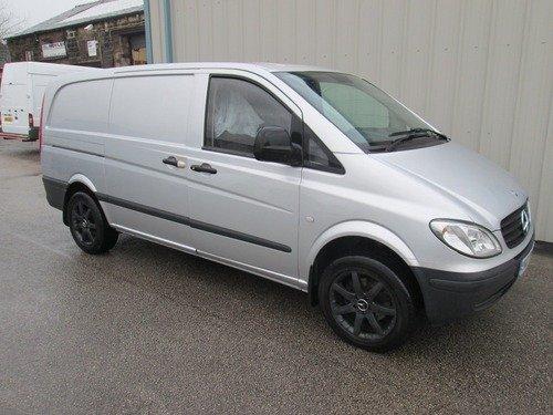 Mercedes Vito 115 CDI Long