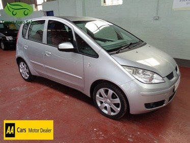 Mitsubishi Colt 1.5 SPORT 107 BHP, ONE LADY OWNER WITH GREAT SERVICE HISTORY