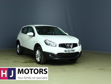 Nissan Qashqai 1.5 DCI ACENTA Finance Available
