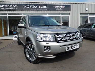 Land Rover Freelander 2 2.2 SD4 HSE Luxury Auto - Quick And Easy Finance 6.9% APR Representative