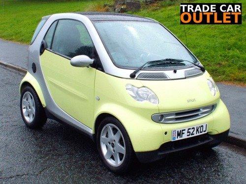 Smart City Coupe SMART & PASSION+NEW MOT+
