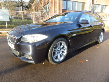 BMW 5 SERIES 520d M Sport Touring Automatic