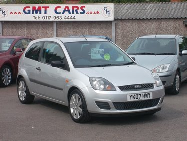 Ford Fiesta 1.25I STYLE 74,000 MILES IDEAL FIRST CAR