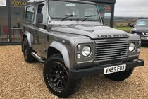 Land Rover Defender 90 COUNTY STATION WAGON + LOOK ONLY 24,159 MILES A REAL INVESTMENT OPPORTUNITY