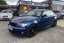 BMW 1 SERIES 120d M SPORT