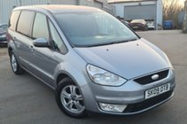 Ford Galaxy ZETEC TDCI (125PS)