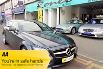 Mercedes CLS CLS350 CDI BLUEEFFICIENCY AMG SPORT,FULL SERVICE HISTORY