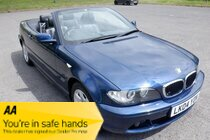 BMW 3 SERIES 318Ci SE