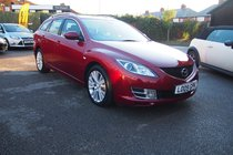 Mazda 6 2.2D TS2 163PS FULL SERVICE HISTORY ! 99% FINANCE APPROVAL !