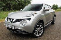 Nissan Juke TEKNA DCI