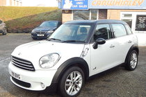 MINI Countryman COOPER D ALL4