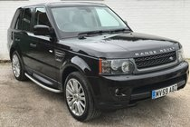 Land Rover Range Rover Sport 3.0 TD V6 HSE 5dr 2 FORMER KEEPER , FULL HISTORY