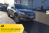 Toyota RAV4 D-4D XT-R AWD PRESTIGE SUV VERY NICE LOW MILEAGE EXAMPLE  Now £200 Off !!! Special Price