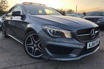 Mercedes CLA CLA220 CDI AMG SPORT AUTO PANAROMIC ROOF