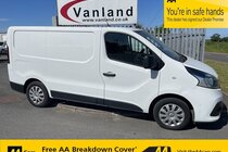 Renault Trafic 1.6 dCi ENERGY 27 Business+ SWB Standard Roof EU5 (s/s)