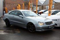 Mercedes CLK CLK270 CDI AVANTGARDE
