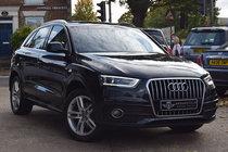 Audi Q3 TDI S LINE