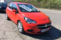 Vauxhall Corsa ENERGY AC CDTI ECOFLEX BUY NO DEP & £38 A WEEK T&C APPLY