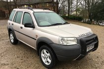 Land Rover Freelander TD4 ES STATION WAGON