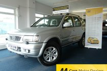Vauxhall Frontera OLYMPUS DTI 16V