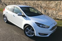 Ford Focus Zetec 1.0T Ecoboost 125ps (s/s)