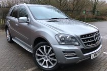 Mercedes M Class ML 300 CDI BlueEFFICIENCY SE