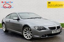 BMW 6 SERIES 650i SPORT