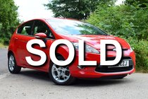 Ford Fiesta 1.25 ZETEC **SOLD**