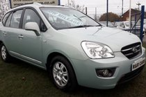Kia Carens GS CRDI 7 SEATER