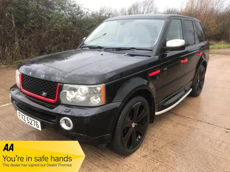 Land Rover Range Rover sport project Kahn