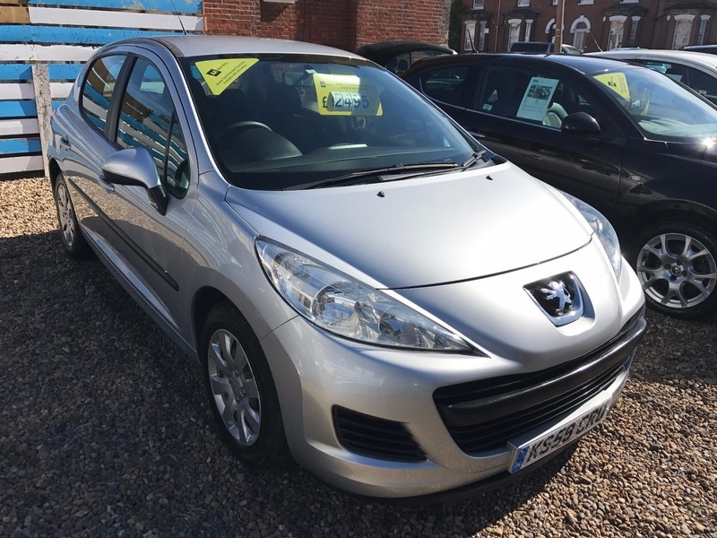 peugeot 207 1 4 vti 95 s a c dovercourt car sales. Black Bedroom Furniture Sets. Home Design Ideas