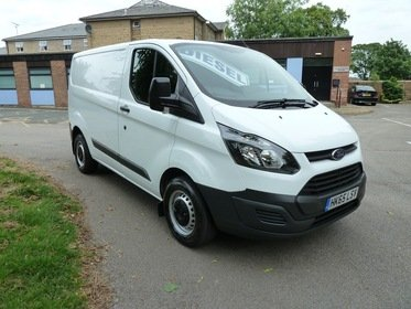 Ford Transit 290 Low Roof L1 H1 100ps
