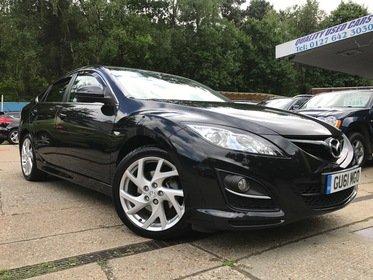 Mazda 6 2.0 TS2