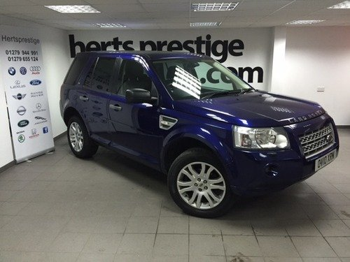 Land Rover Freelander 2.2 TD4_E HSE Manual, Sat Nav/ Pan Roof/ Leather/ Individual Colour