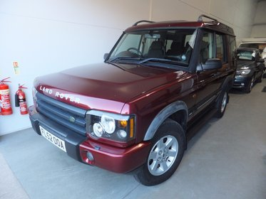 Land Rover Discovery GS TD5 5 SEAT