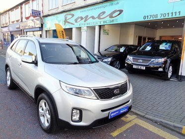 Kia Sorento CRDI KX-1,CRDi 2.2, 2013,  7 SEATER,  MANUAL, EXCELLENT CONDITION