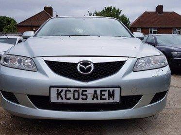 Mazda 6 2.0 TS
