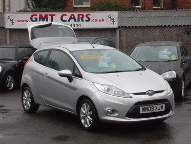 Ford Fiesta 1.4 ZETEC 45,000 MILES FULL SERVICE HISTORY