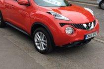 Nissan Juke ACENTA DCI BUY NO DEP & £46 A WEEK T&C
