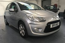 Citroen C3 EXCLUSIVE AUTOMATIC ONLY 44800 MILES!!