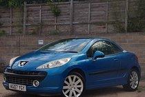 Peugeot 207 GT COUPE CABRIOLET