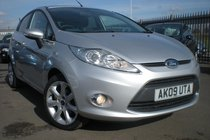 Ford Fiesta Zetec 1.25, 5 DOOR, AIR CONDITIONING