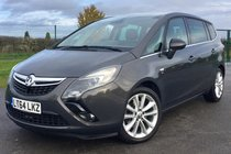 Vauxhall Zafira ELITE 2.0 CDTI PEOPLE CARRIER