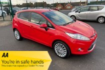 Ford Fiesta TITANIUM TDCI - FULL MOT - DIESEL - ANY PX WELCOME