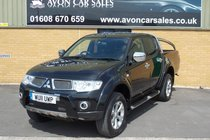 Mitsubishi L200 DiD CR Barbarian LB Double Cab
