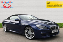 BMW 6 SERIES 640d M Sport Steptronic TOP SPEC FULLY LOADED