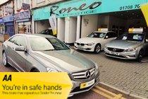 Mercedes E Class E220 CDI BLUEEFFICIENCY SPORT SATNAV, FULL MERCEDES HISTORY