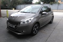 Peugeot 208 1.2 VTi Intuitive 3dr* HPI CLEAR*FULL SERVICE HISTORY*ONE FORMER KEEPER*2 KEYS*MOT DUE 31/01/2018*FREE 6 MONTHS WARRANTY