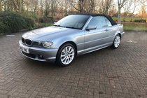 BMW 3 SERIES 320Ci SE