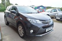 Toyota RAV4 D-4D ICON AWD DIESEL MANUAL